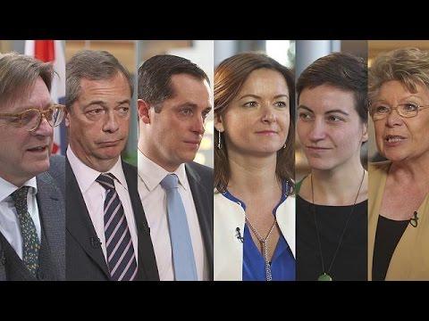 Welche Zukunft für Europa? - global conversation
