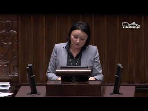 Monika Wielichowska – wystąpienie z 8 grudnia 2017 r.