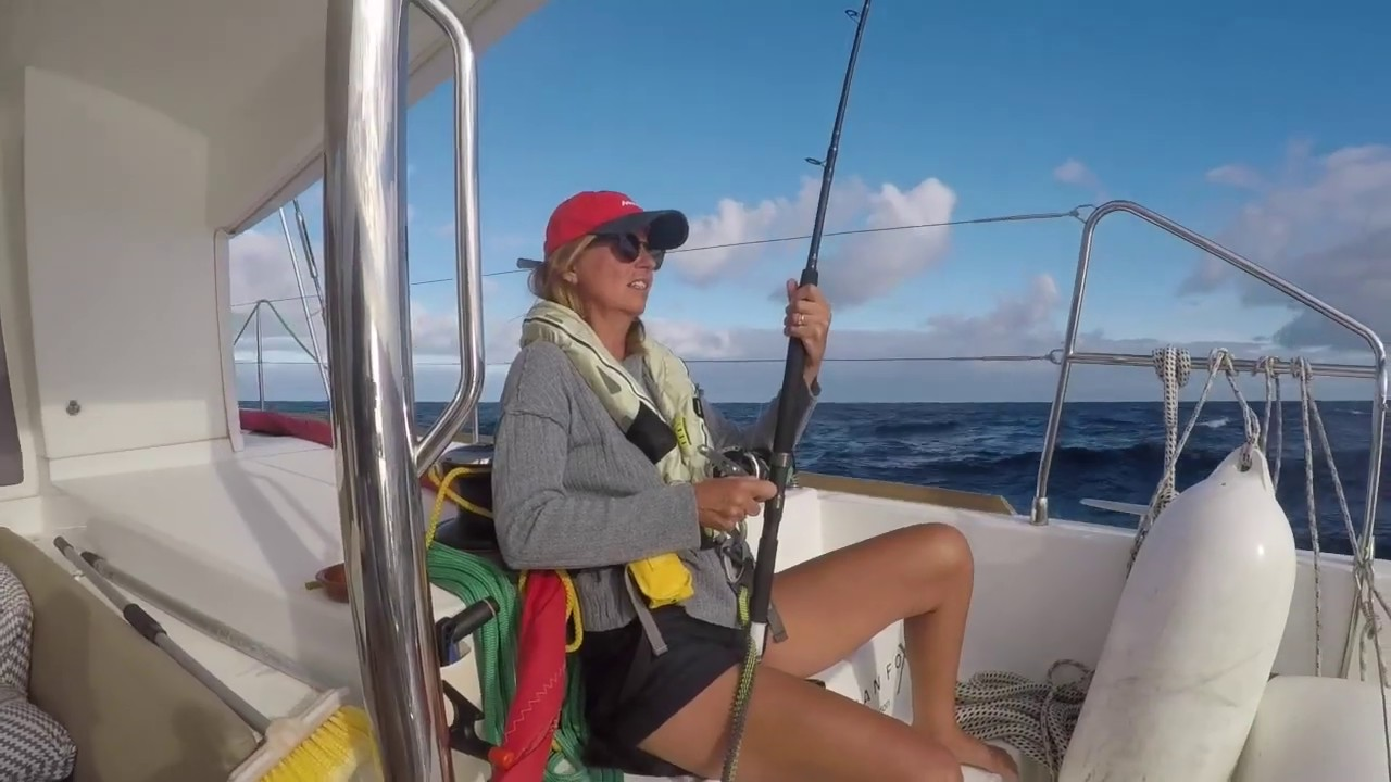 Las Palmas Express Boat Life  Sailing Ocean Fox #36