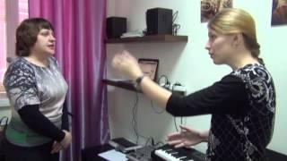 Уроки вокала в Музыкальной школе Маэстро