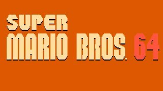 Nintendo 64 Longplay [024] Super Mario Bros. 64