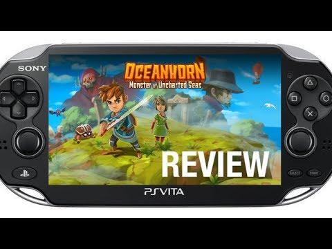 Oceanhorn PS Vita Review