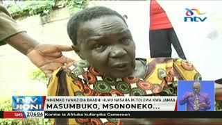 Jamaa na marafiki za waathiriwa wa ajali ya Londiani wahangaika kutambua mili