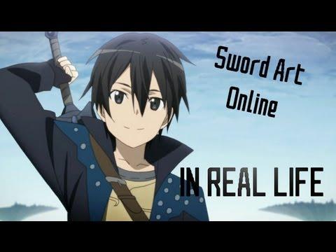sword art online real life
