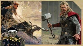 Marvel vs. Severská mytologie