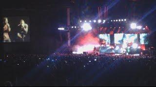 Linkin Park - Charlotte, NC - Papercut / Rebellion (Live)