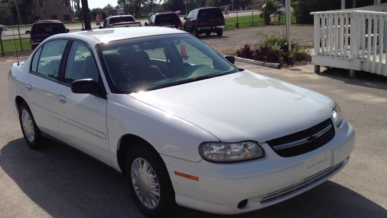 2004 chevrolet malibu classic view our current inventory at fortmyerswa com youtube