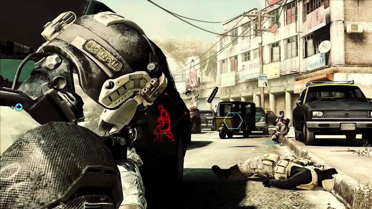 Tom Clancy's Ghost Recon: Future Soldier - Tech Trailer