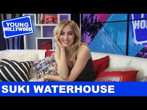 Suki Waterhouse Teases Keanu Reeves Being The Dream!