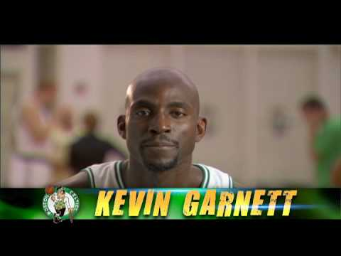 KG welcomes NBA D-League fans to the 2008-09 season