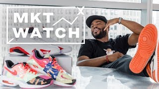"StockX MKT Watch: Cupid Tees Crushed, Bowie Vans Boomed and ""On Air"" Drops"