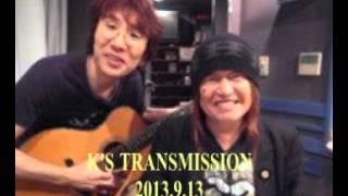 FM NACK5坂崎幸ちゃんK'S TRANSMISSION.