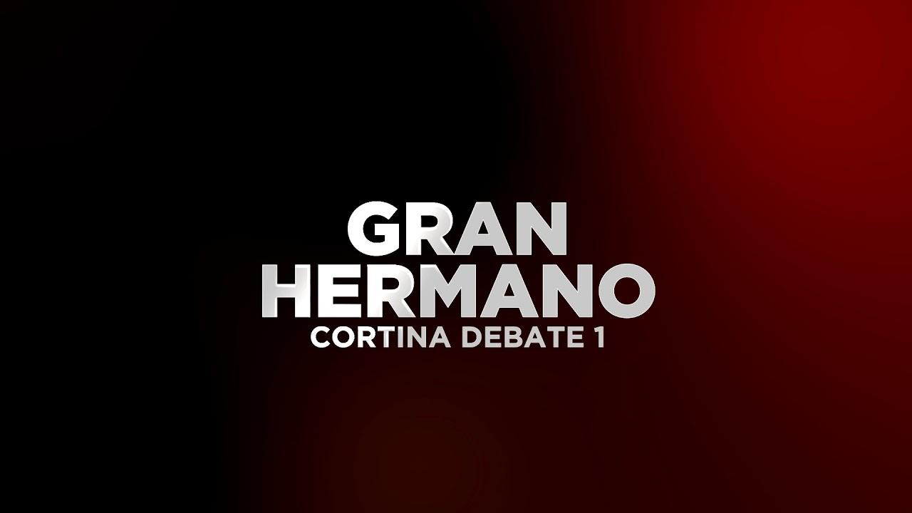 Cortina Gran Hermano Argentina - Debate (Alta calidad)