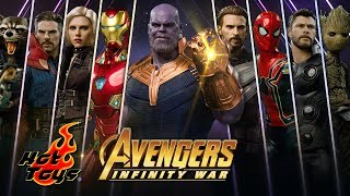 Avengers: Infinity War - Hot Toys Sixth Scale Collection