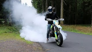 COMMENT FAIRE UN BURN A MOTO PAR RUPTURE
