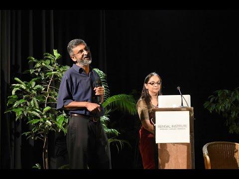 In the Terrain of Rain - Anuradha Mathur and Dilip da Cunha at Bengal Institute