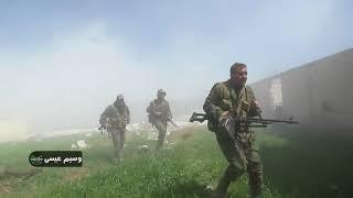 Война в Сирии. САА ведет бои в Восточной Гуте. Март 2018