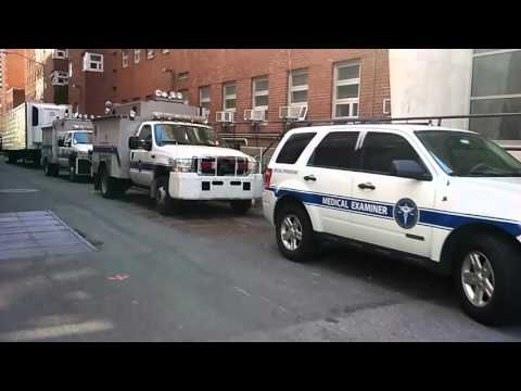 A Look At NYC Chief Medical Examiner Office Special Investigations And Operations On The LES