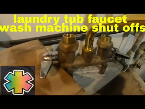 how-to-replace-laundry-tub-faucet-and-washing-machine-shut-off-valves
