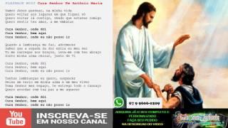 Baixar PLAYBACK MIDI - CURA SENHOR - Pe ANTONIO MARIA
