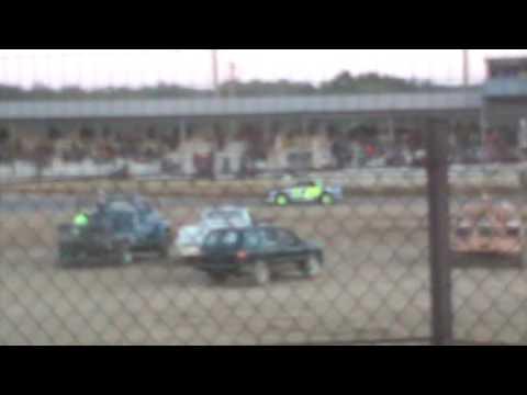Charleston Speedway Factory Stock Heat 1 July 8 2017