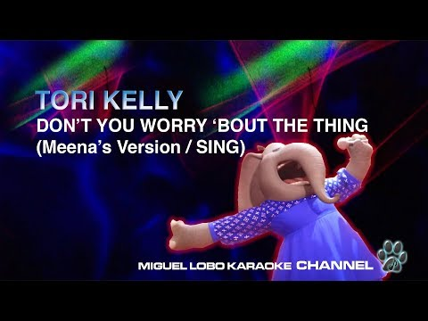 """Sing Meena """"Don't You Worry 'Bout A Thing"""" 