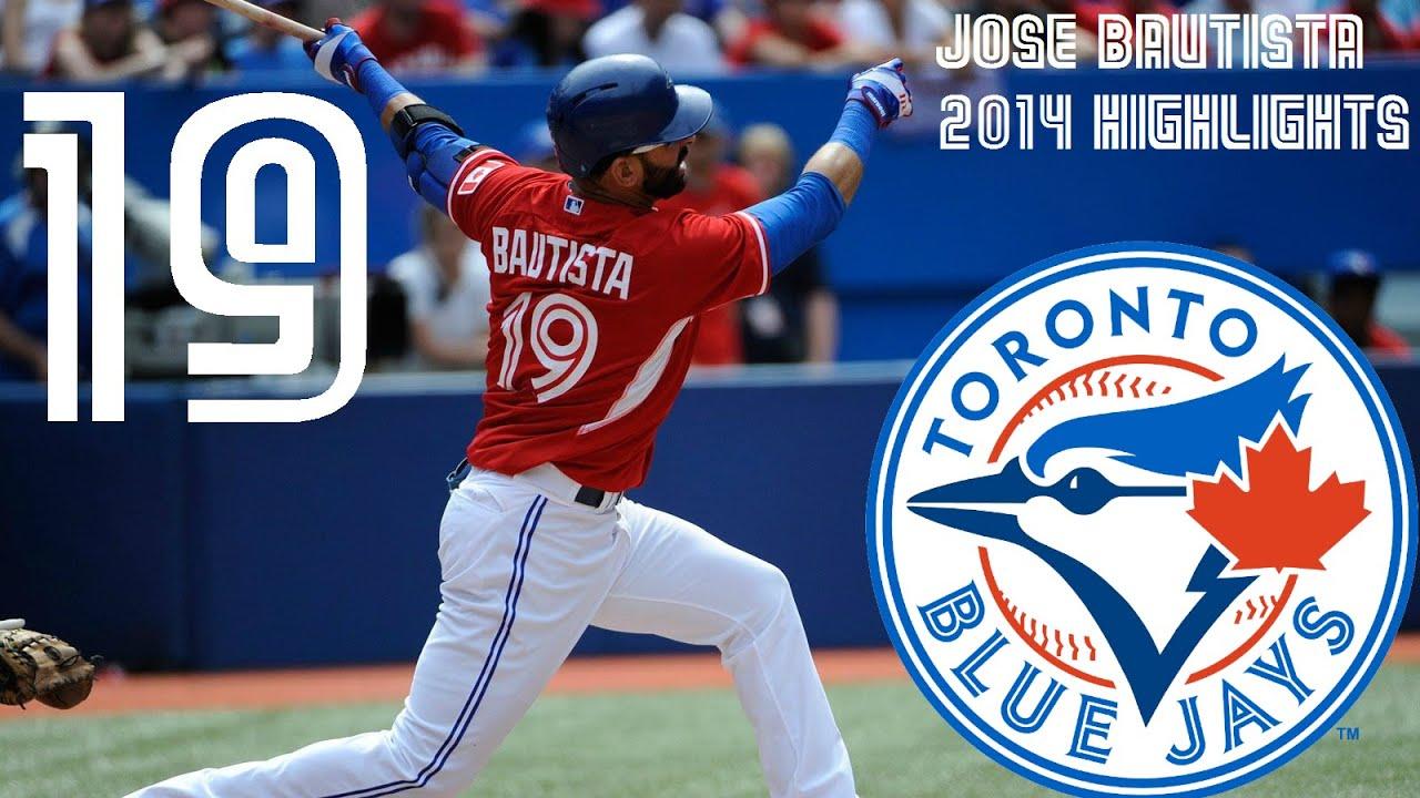 Jose Bautista | Toronto Blue Jays | 2014 Highlights | HD
