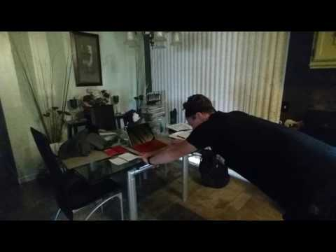 Bodyweight Table Tricep Extension