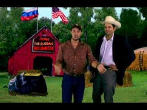 The Russian Redneck: Welcome to the Farm Part 4