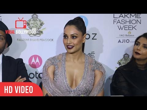 Bipasha Basu | lakme fashion week summer resort 2017 | Press Conference