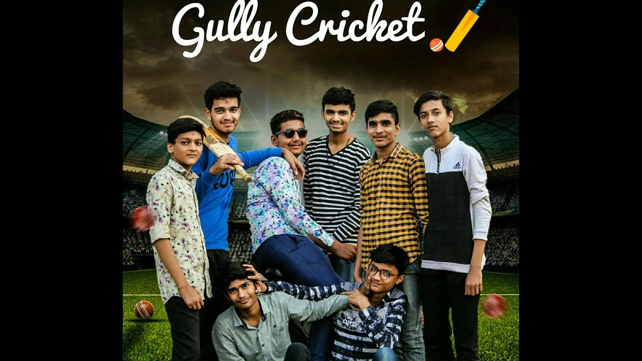Gully Cricket || FANTASTIC FRIENDZZ