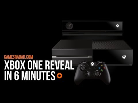 Xbox One Reveal in 6 minutes