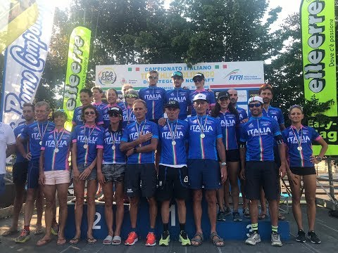 Campionati Italiani Triathlon Olimpico Age Group - Iseo 2019