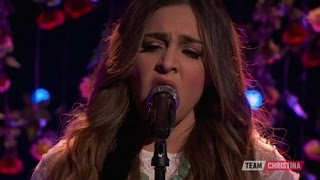 "Download Lagu The Voice US  Live Semi-final Performances - Alisan Porter ""Desperado"" mp3"