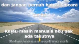 Download Ipang   Gak Ada Takutnya Ost  Realita Cinta Rock 'N Roll Lirik Lagu PlanetLagu com