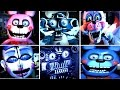 Five Nights at Freddy's: Sister Location All NEW Jumpscares (Custom Night)