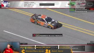 2016 NASCAR iRacing Series Fixed Week 32 @ Talladega Superspeedway (Wednesday Evening)