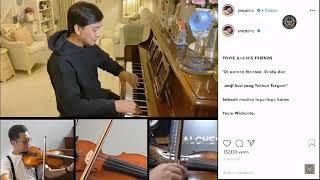 Download lagu Yovie And His Friends - Mantan Terindah , Rindu Dalam Hati , Takkan Terganti , Janji Suci ( Medley )