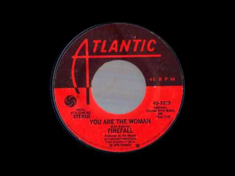 1976_077 - Firefall - You Are The Woman - (45)