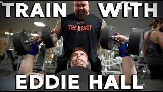 WIN A TRAINING SESSION WITH EDDIE HALL!