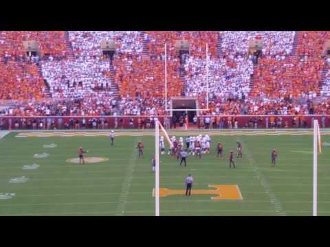 The Neyland Stadium Experience
