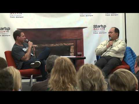 STARTUP GRIND HOSTS BILL BRYANT (DFJ VENTURE CAPITAL)