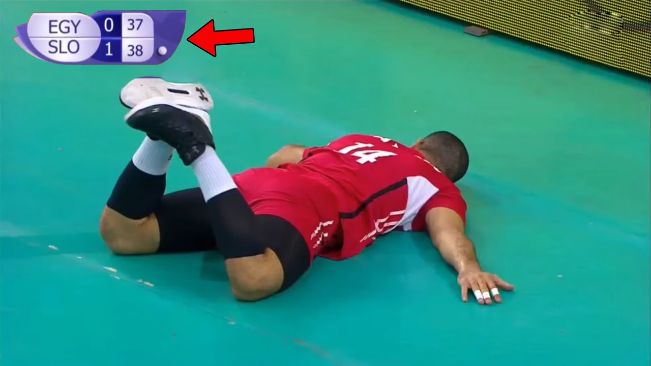 The Most Dramatic Volleyball Set That Shocked the World (HD)