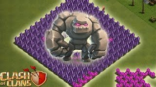 GOLEMS DES TODES! || CLASH OF CLANS || Let's Play CoC [Deutsch/German HD+]
