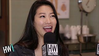 Teen Wolf's Arden Cho Gets Silly & Reveals Most Embarrassing Moment! (HOT SEAT) | Hollywire