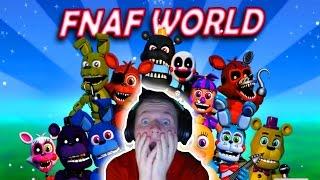 НОВАЯ ФНАФ ИГРА? | FNAF World