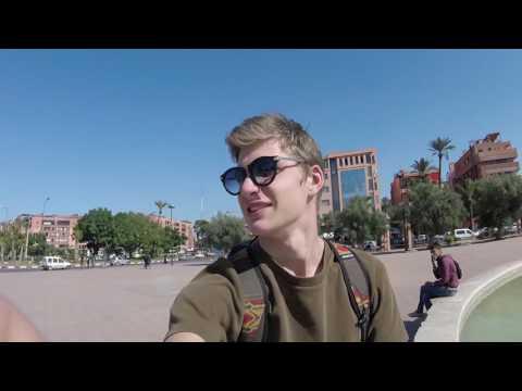 Beautiful Spots in Marrakech