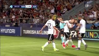 U21 EM 2017: Deutschland wird Europameister mit einem 1:0 im Endspiel gegen Spanien