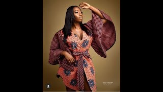 2019 Hottest African Dresses; Most Beautiful African Ankara Styles And Dress For African Queen