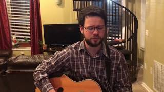 John Moreland - You Don't Care for Me Enough to Cry Cover